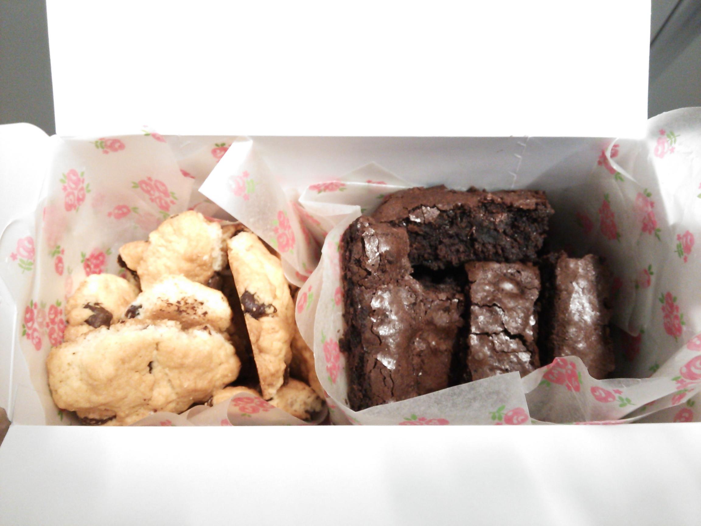 美味しそうなケーキたち・・・
